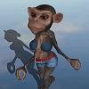 Guenon mignonne