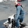 Moto à pédales
