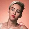 Miley Cyrus grande langue