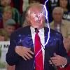 Donald Trump coup de foudre