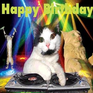 Happy Birthday DJ minou