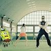 Bob l'éponge en mode Gangnam Style