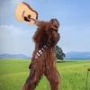 Chewbacca pète un plomb