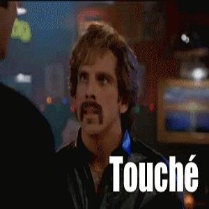 Ben Stiller touché