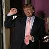 Donald Trump danse