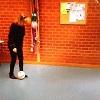 Maman veut jouer au foot
