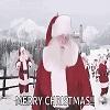 Papa Noël dab