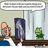 Kermit et la vérité