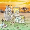 Rhino artiste