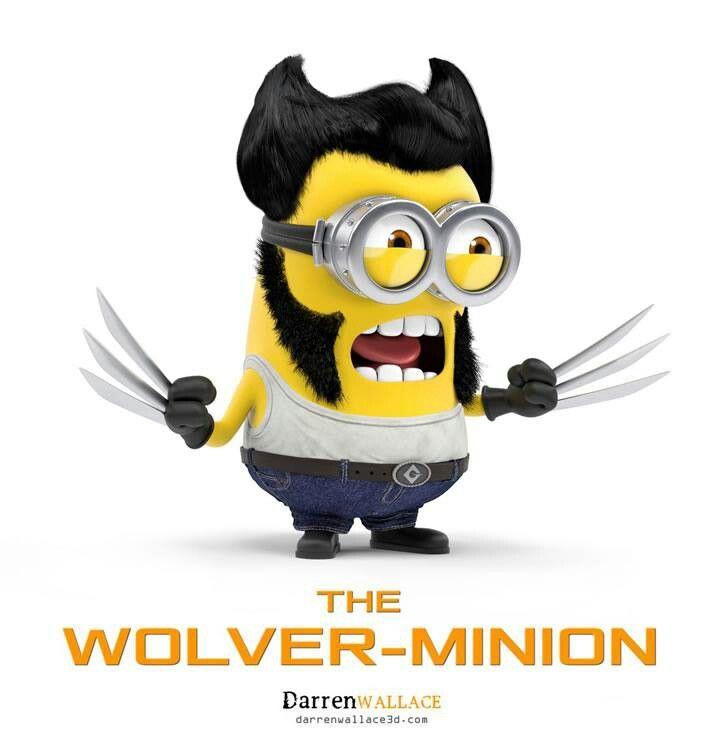 Minion Wolverine