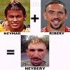 Mix Neymar Ribéry