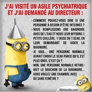 Test Asile Psychiatrique