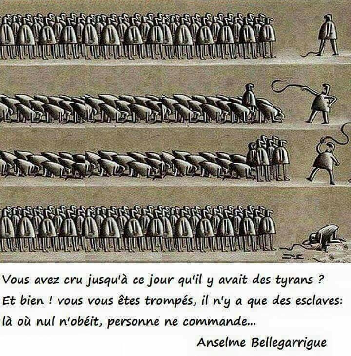 Citation sur la tyrannie