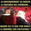Contrôle des politiciens