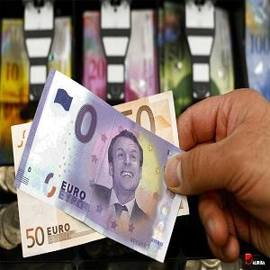 Billet zéro euro