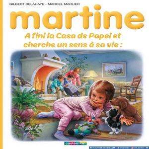 Martine et la Casa de Papel