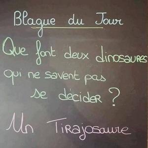 Tirajosaure