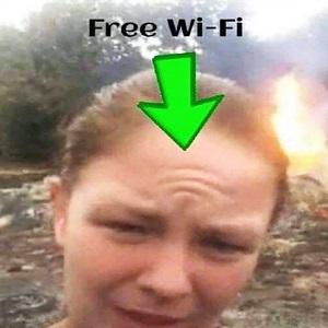 Grimace wifi gratuit