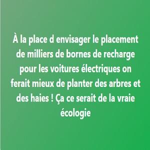 la vraie écologie