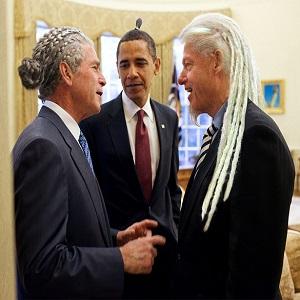 Présidents des USA new look