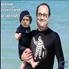Macron fils caché de Hollande