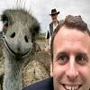 Macron selfie détourné