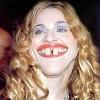 Madonna grande bouche