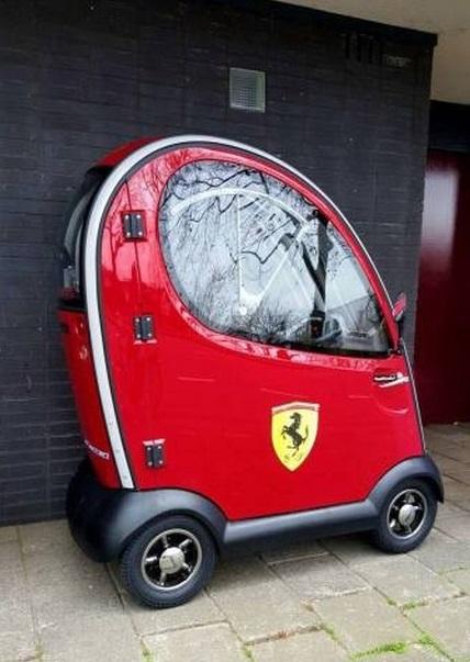 La Nouvelle Ferrari
