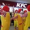MacDo envahit KFC