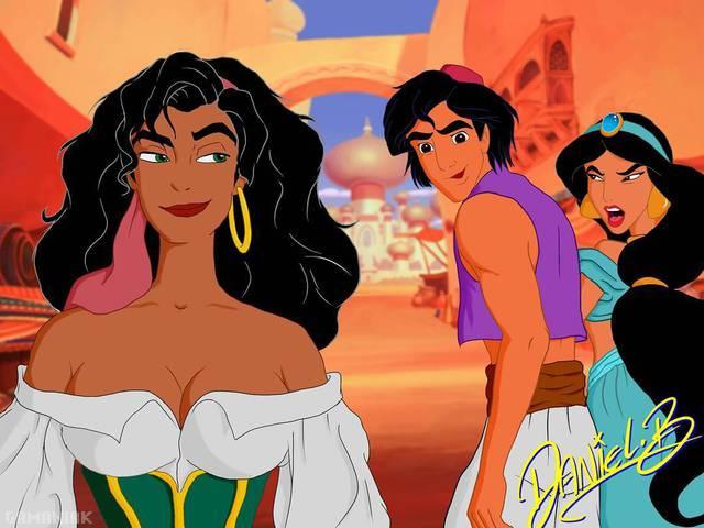 Jasmine jalouse