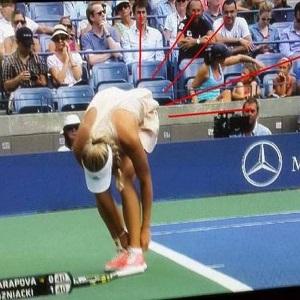 Les hommes et le tennis féminin