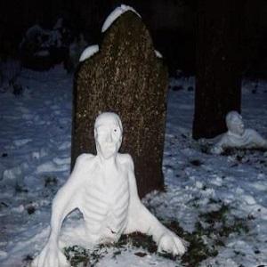 Morts-vivants des neiges