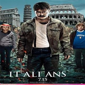 Harry Potter en Italie