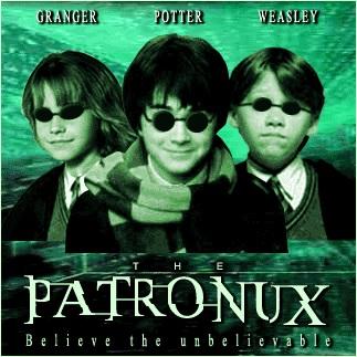 Harry Potter version Matrix