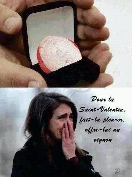 Humour Saint-Valentin