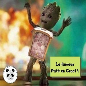 pâté en Groot