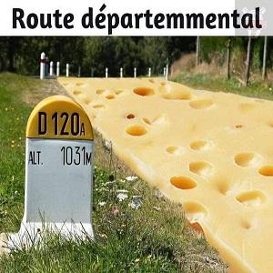 route départemmentale